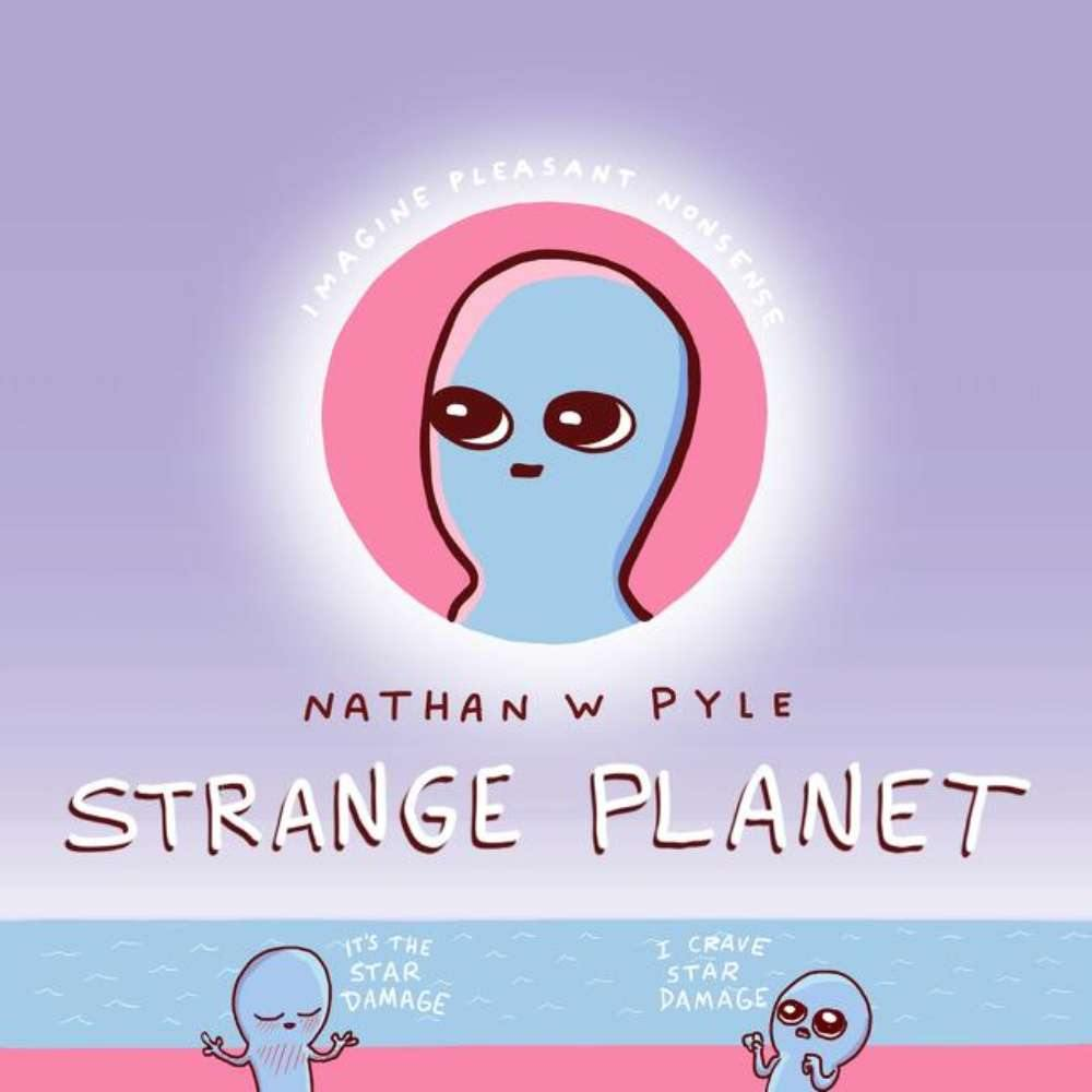 Strange Planet (Hardcover) - The Haunted Game Cafe