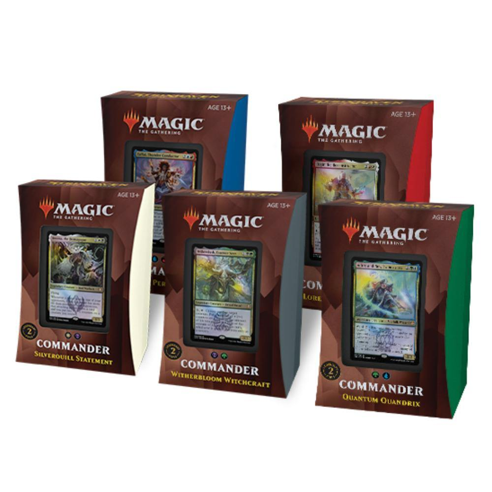 Magic the Gathering: Strixhaven Commander 2021 Deck - PREORDER
