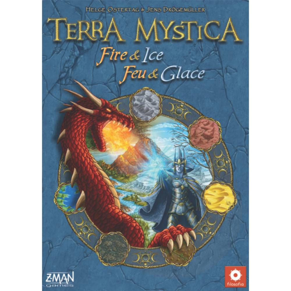 Terra Mystica Fire And Ice Expansion