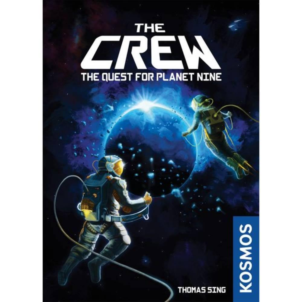The Crew: The Quest for Planet Nine - The Haunted Game Cafe