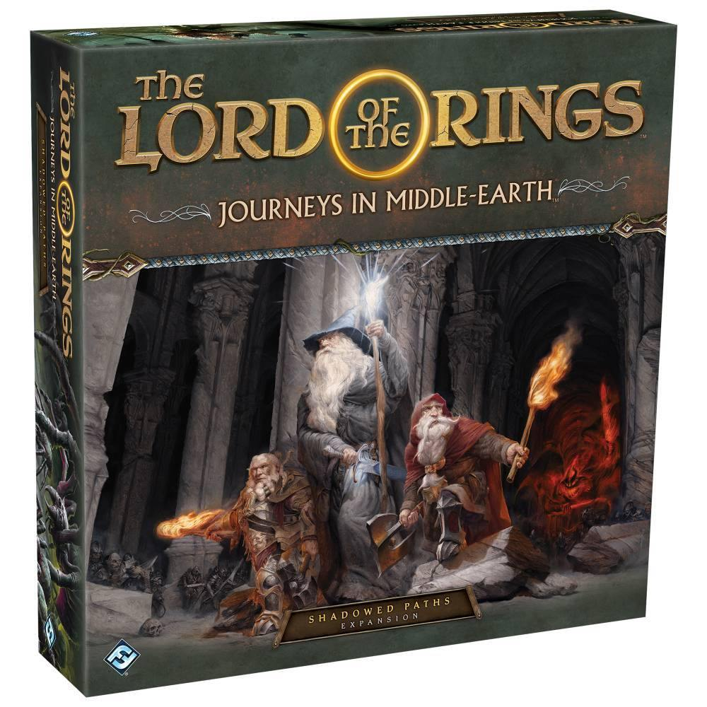 The Lord of the Rings: Journeys in Middle-earth - Shadowed Paths Expansion - The Haunted Game Cafe