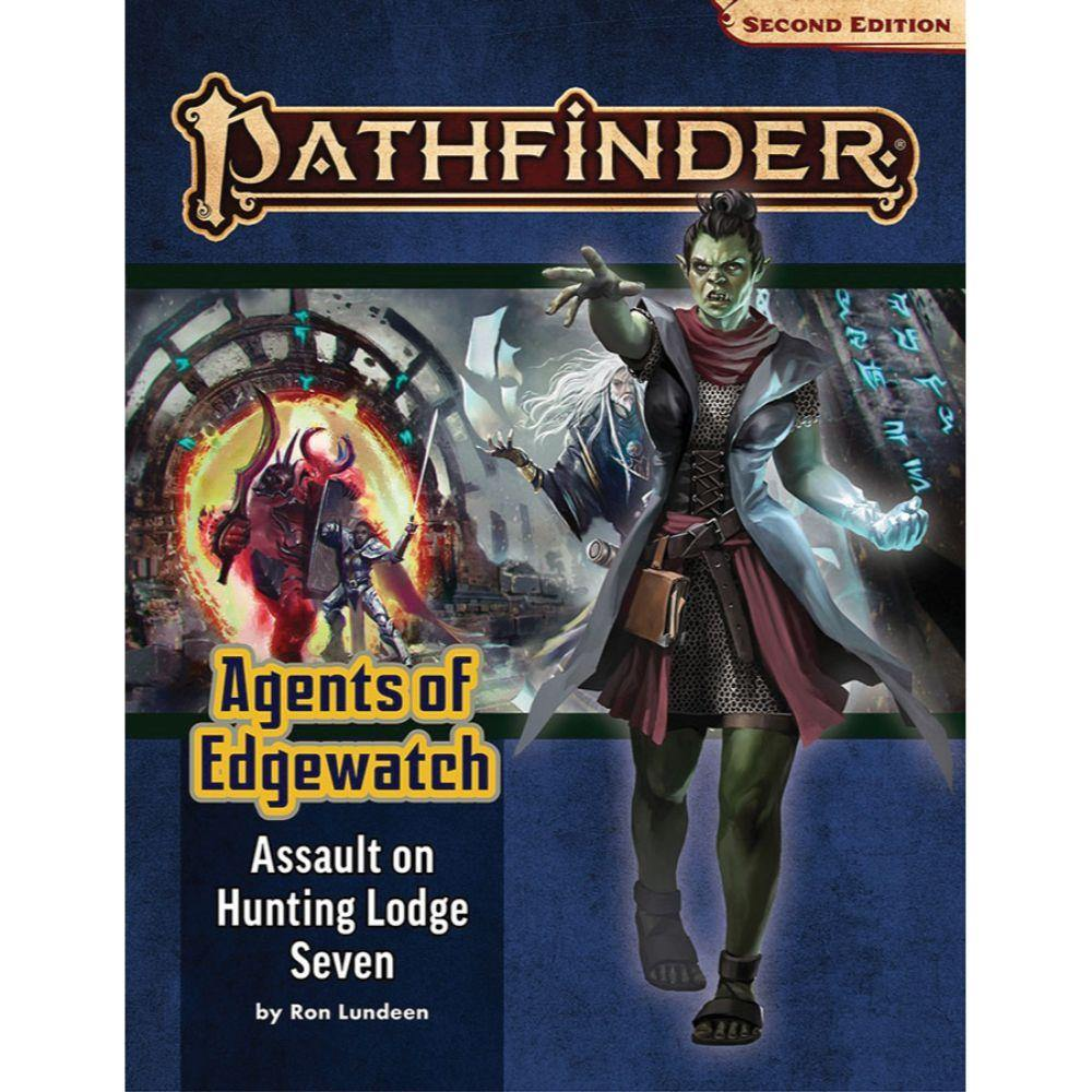 Pathfinder Adventure Path Agents of Edgewatch