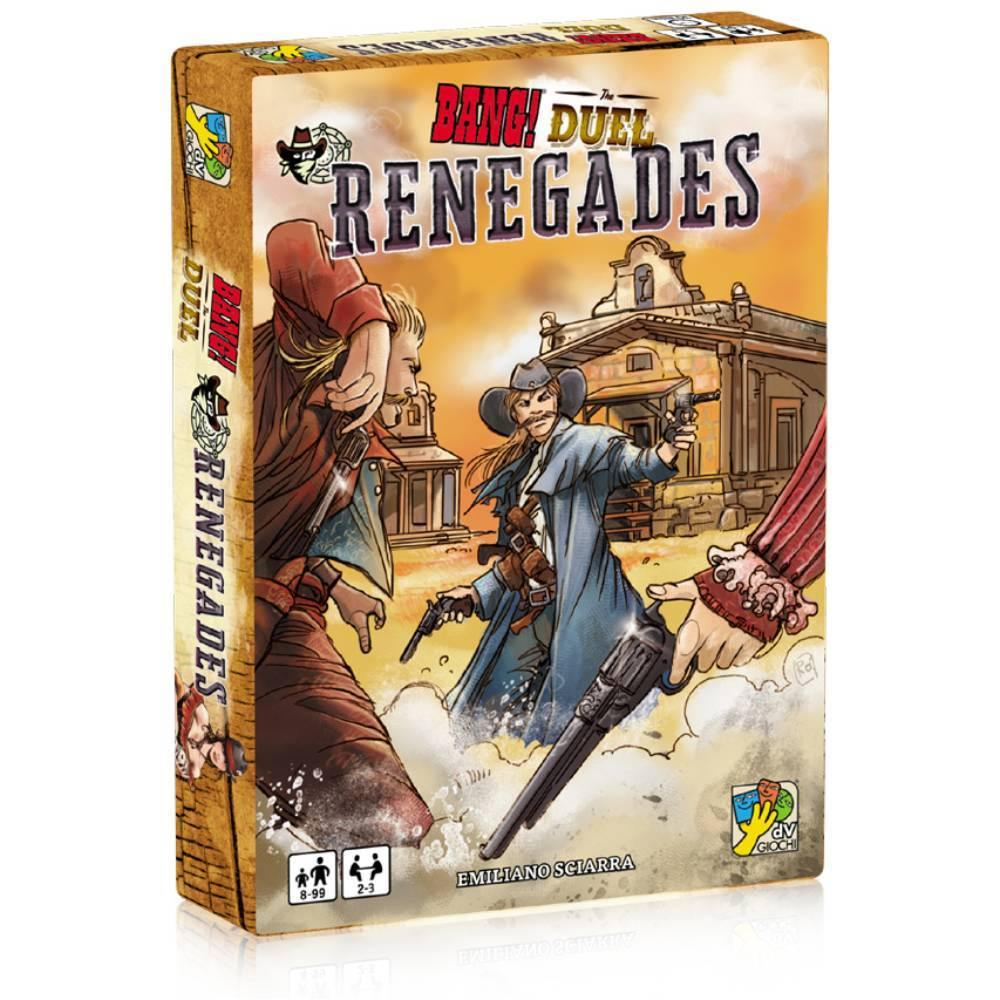 Bang! The Duel Renegades Expansion