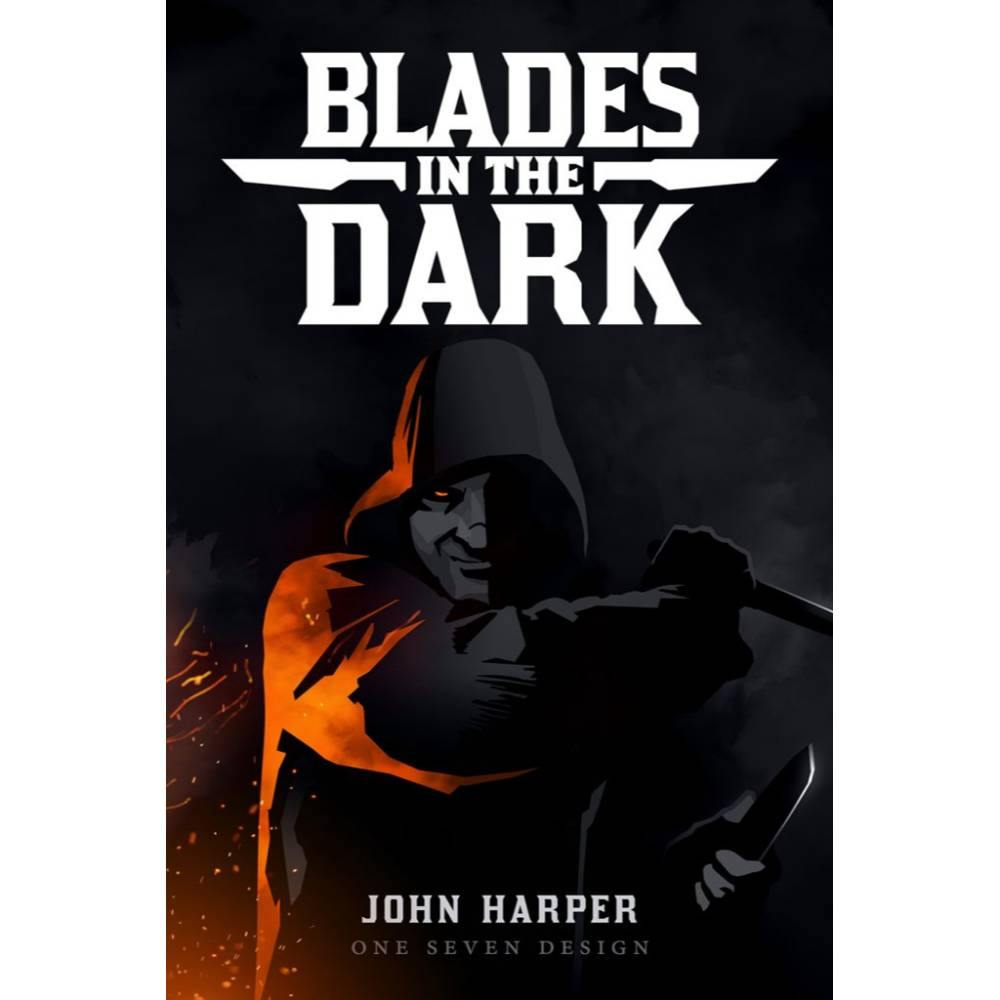 Blades in the Dark RPG Hardcover