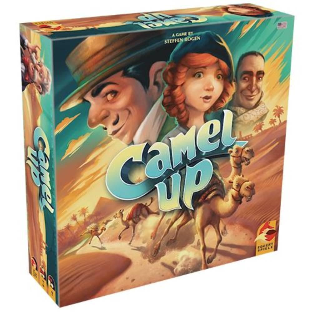 Camel Up - The Haunted Game Cafe