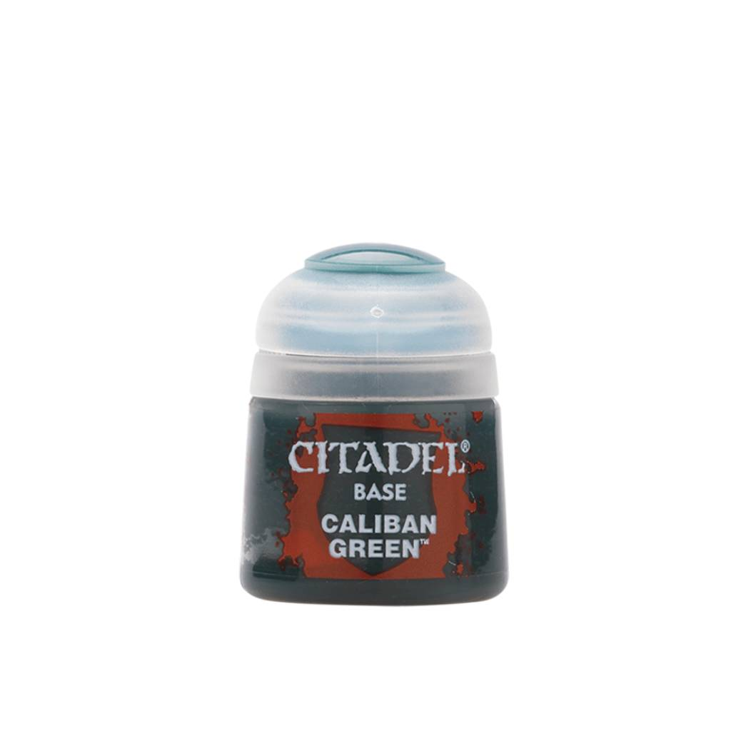 Citadel Base Paints Caliban Green (12ml)