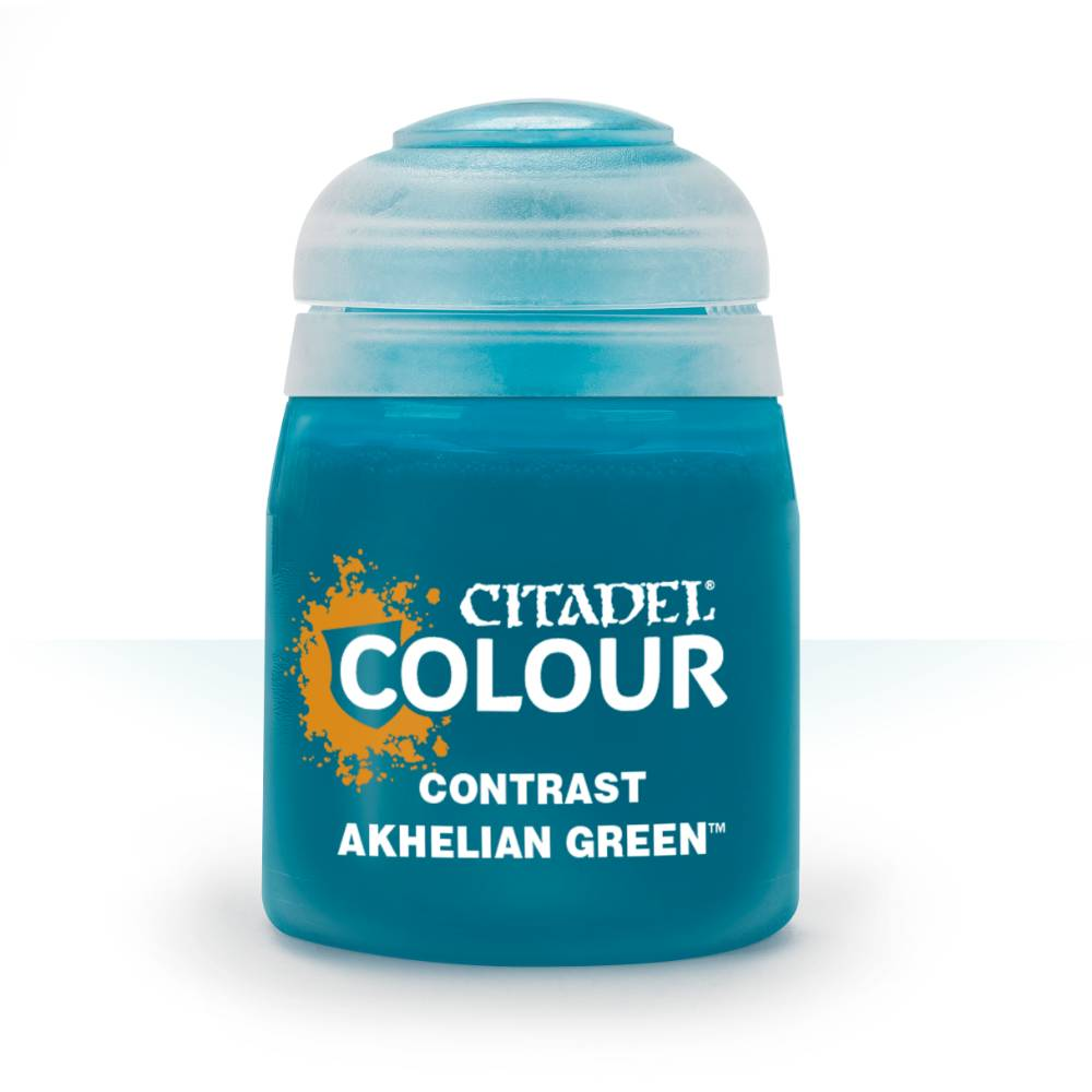 Citadel Contrast Paints Akhelian Green (18ml)