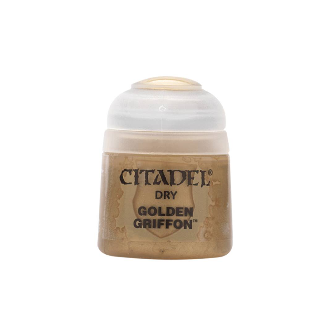 Citadel Dry Paints Golden Griffon (12ml)