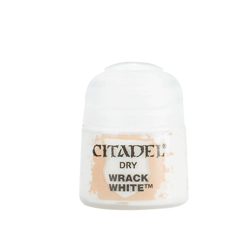 Citadel Dry Paints Wrack White (12ml)