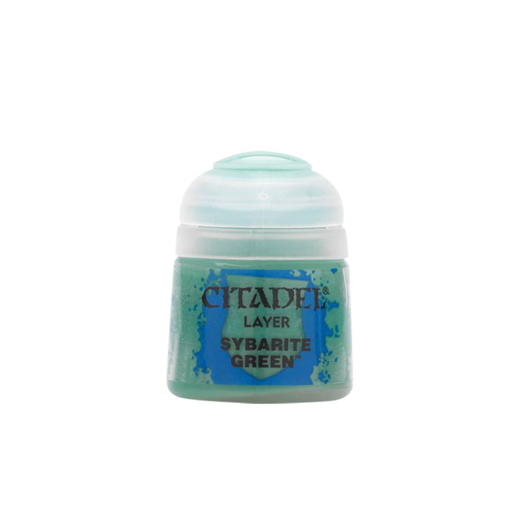 Citadel Layer Paints Sybarite Green (12ml)