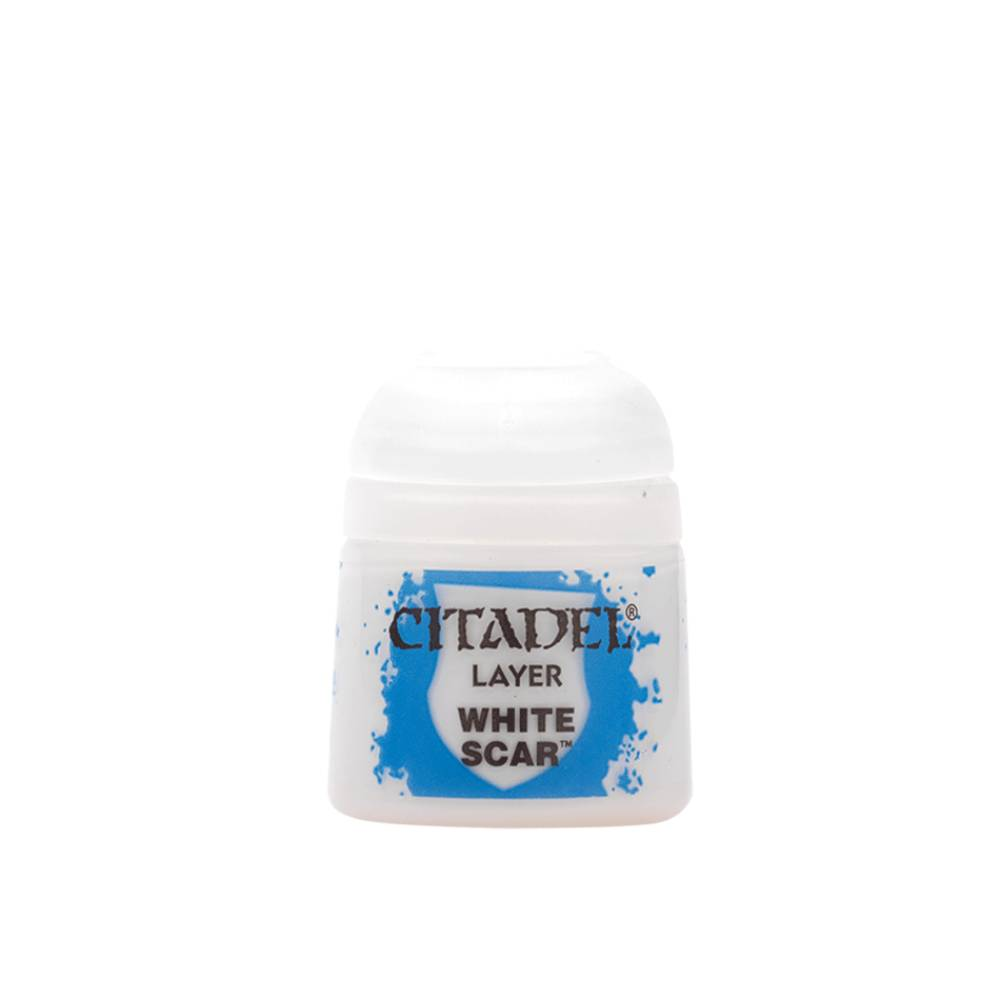 Citadel Layer Paints White Scar (12ml)