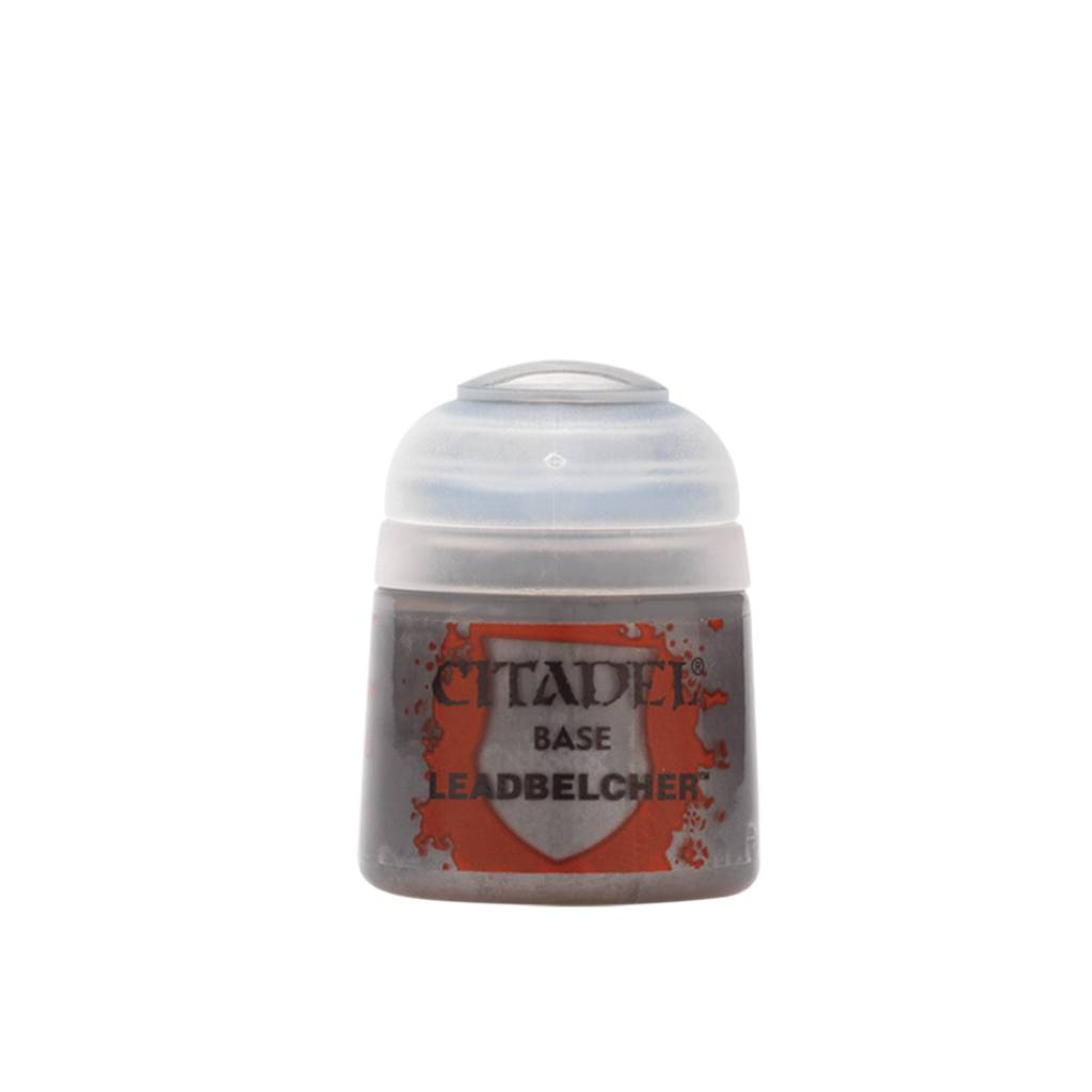 Citadel Base Paints Leadbelcher (12ml)