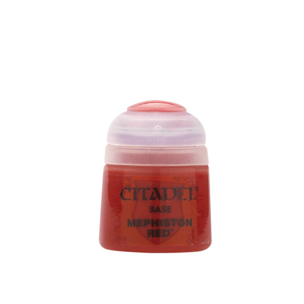 Citadel Base Paints Mephiston Red (12ml)