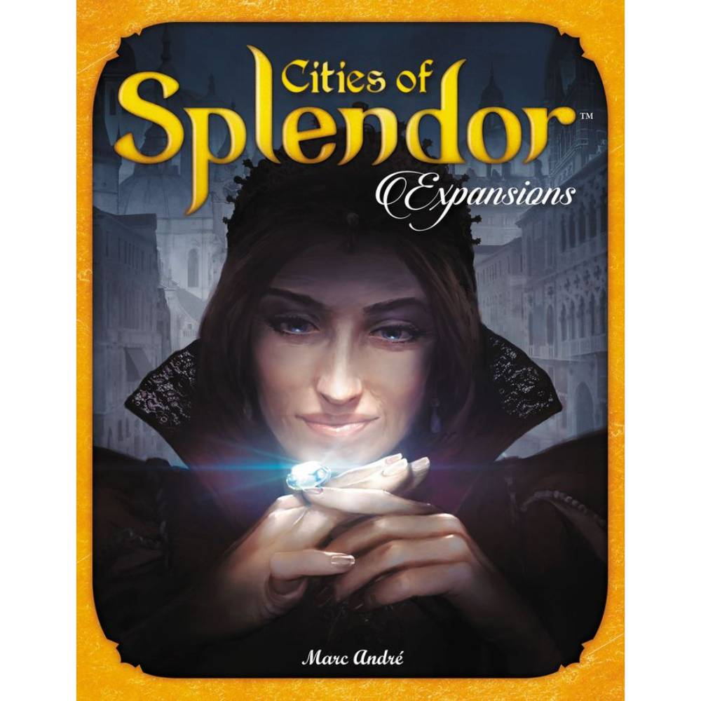 Splendor Cities of Splendor Expansion