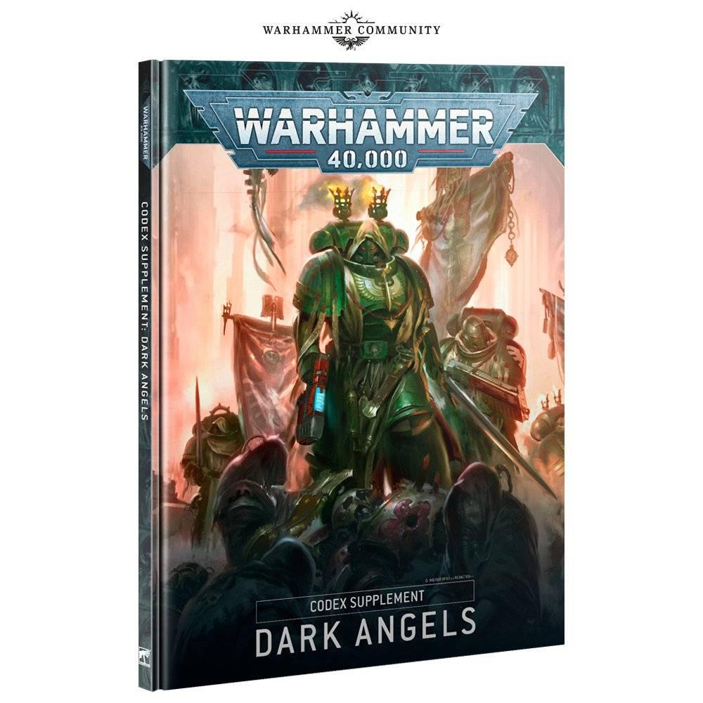 Warhammer 40,000 Codex Dark Angels PREORDER
