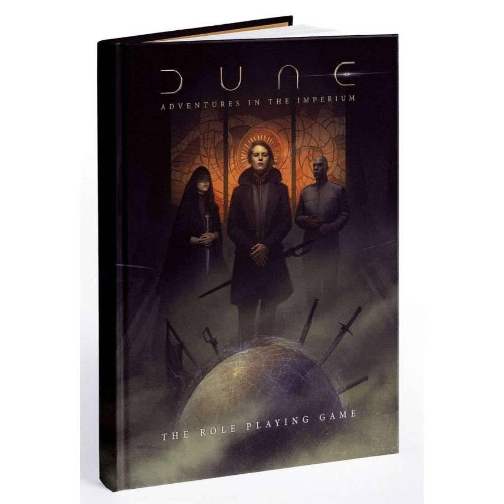 Dune Adventures in the Imperium RPG: Core Rulebook
