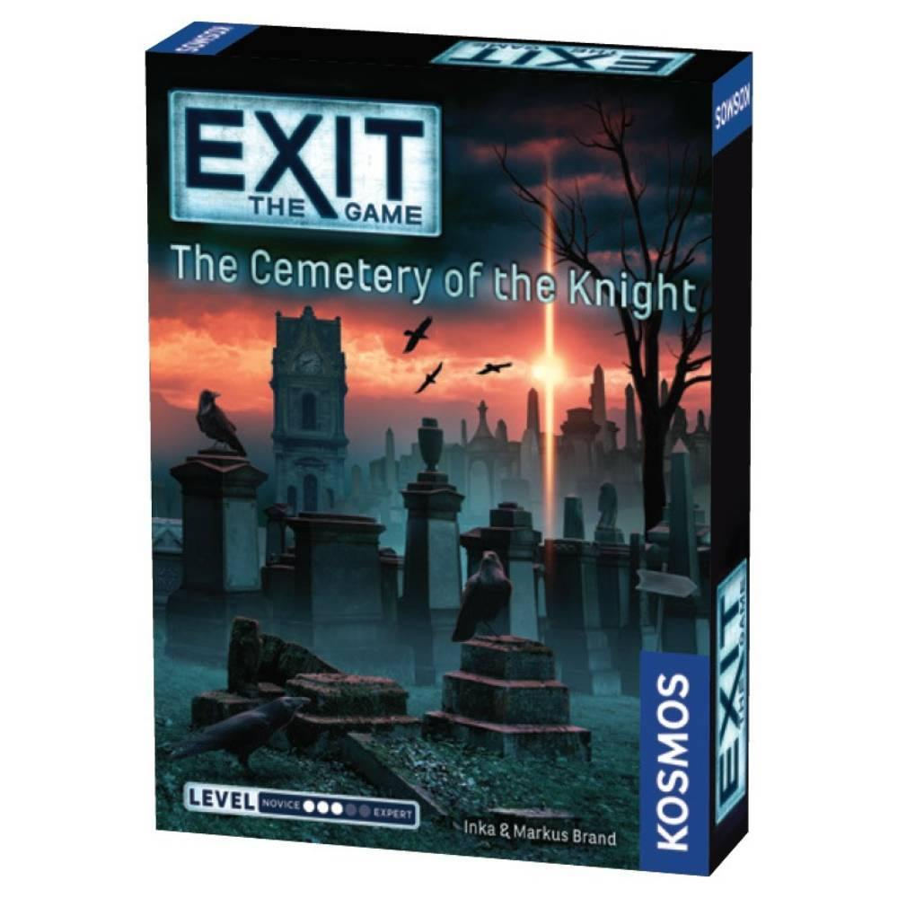 Exit: The Cemetery of the Knight - The Haunted Game Cafe
