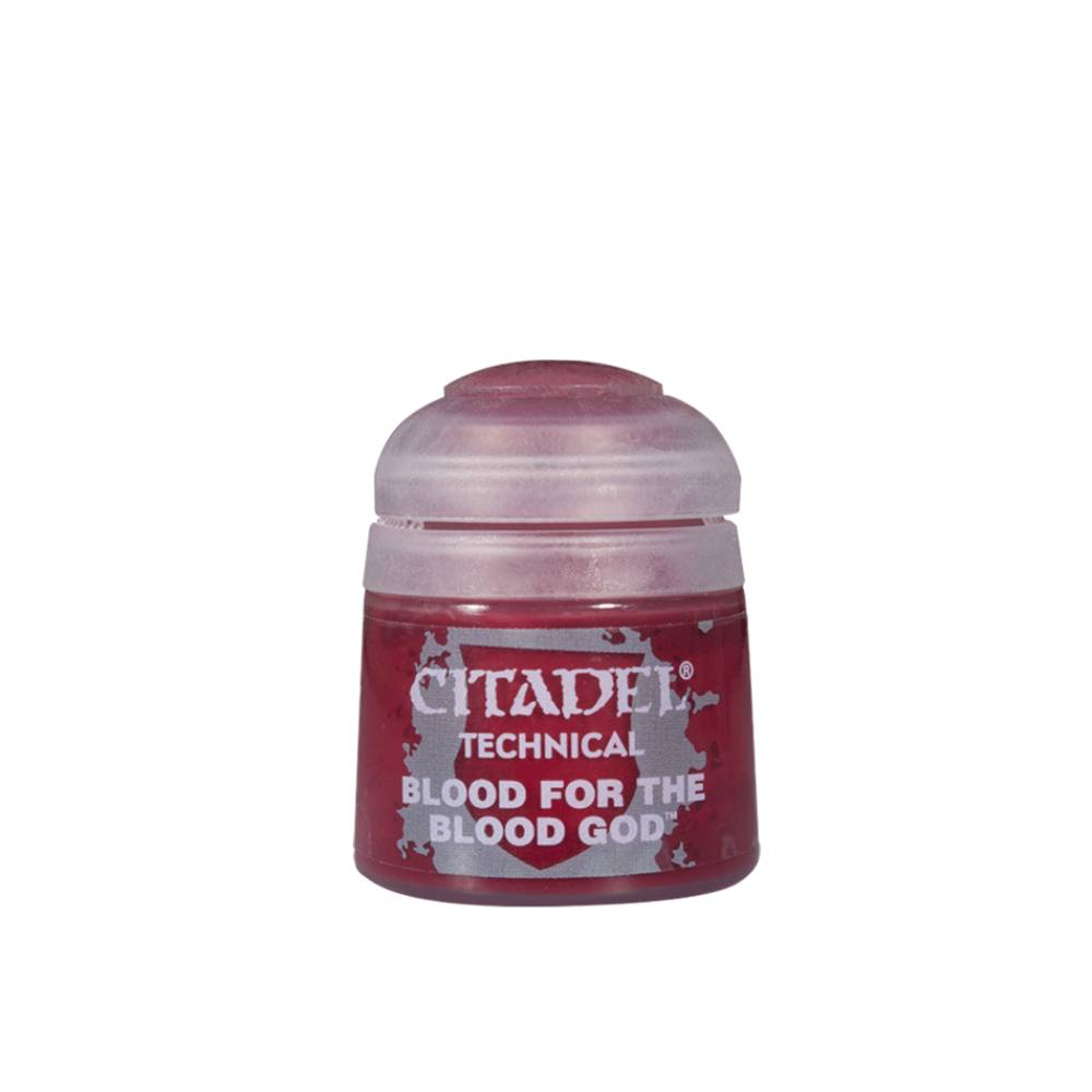 Citadel Technical Paints Blood for the Blood God (12ml)
