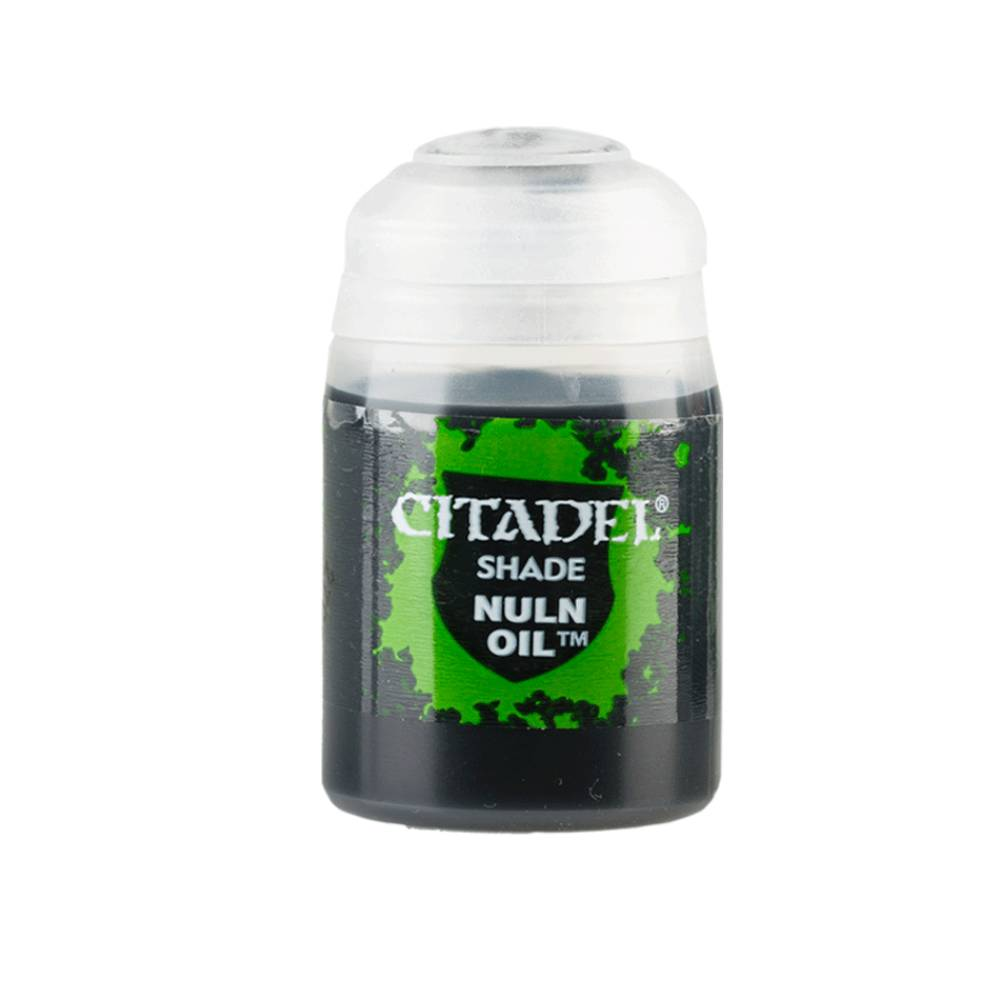 Citadel Shade Paints Nuln Oil (24ml)