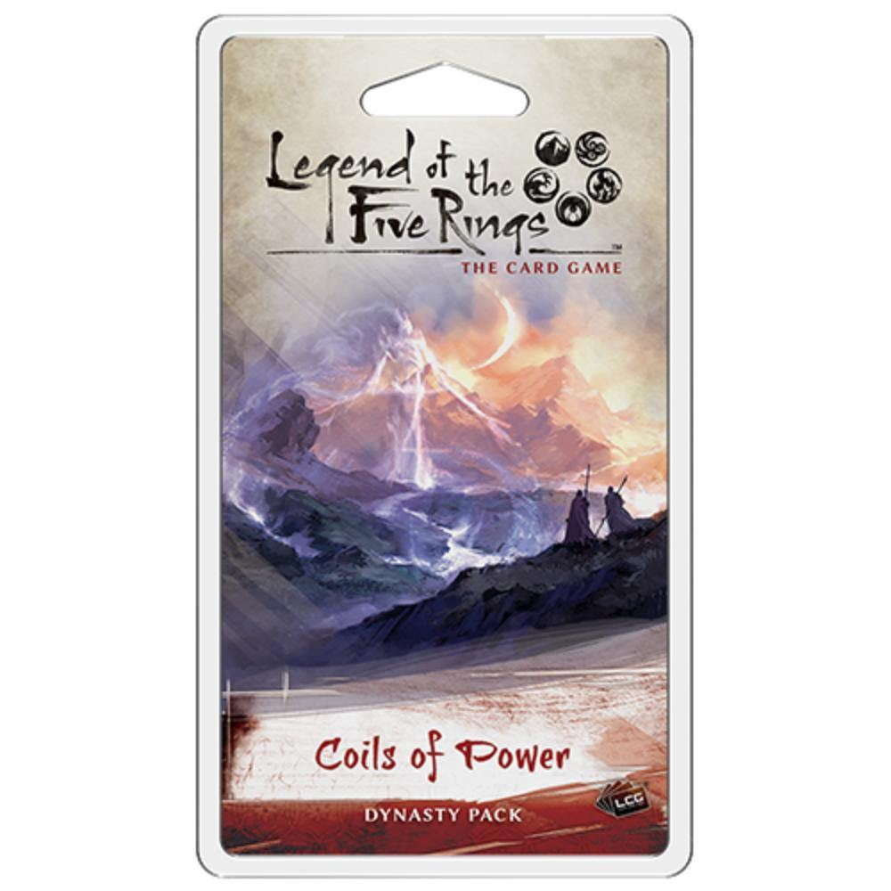 Legend of the Five Rings LCG Coils of Power