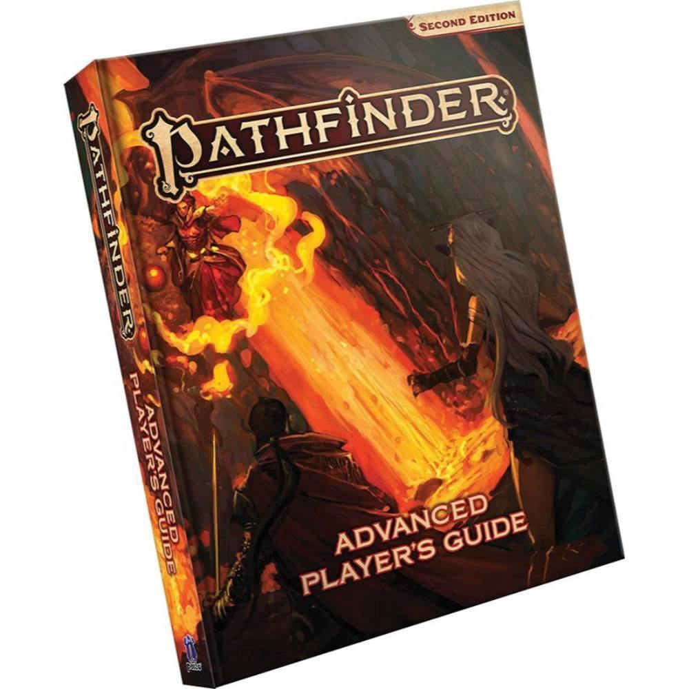 Pathfinder RPG Advanced Player's Guide Hardcover - The Haunted Game Cafe