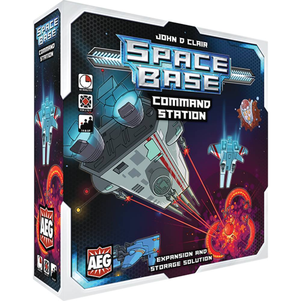 Space Base: Command Station Expansion