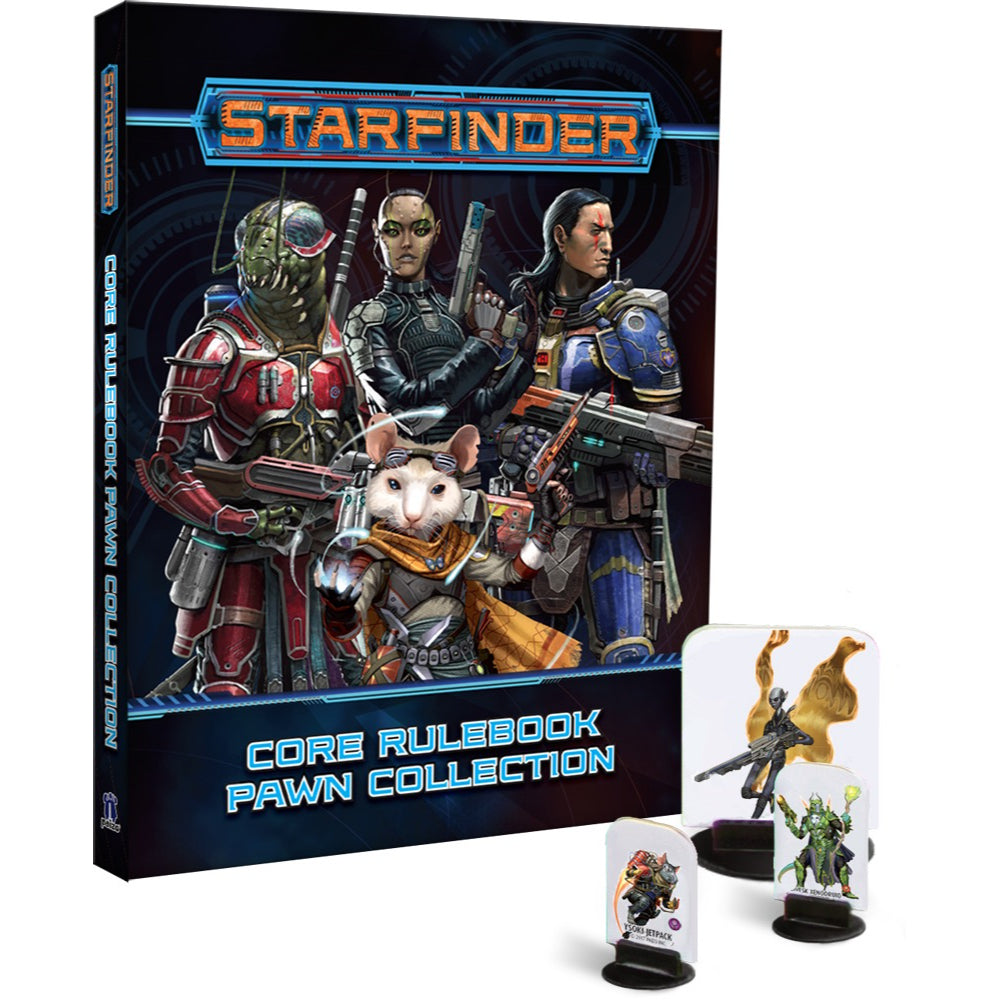 Starfinder RPG Core Rulebook Pawn Collection