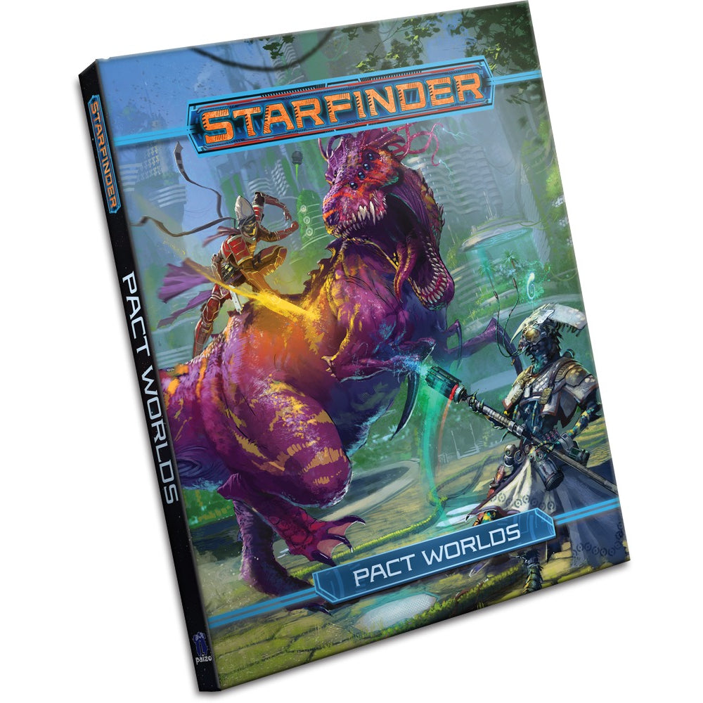 Starfinder RPG Pact Worlds