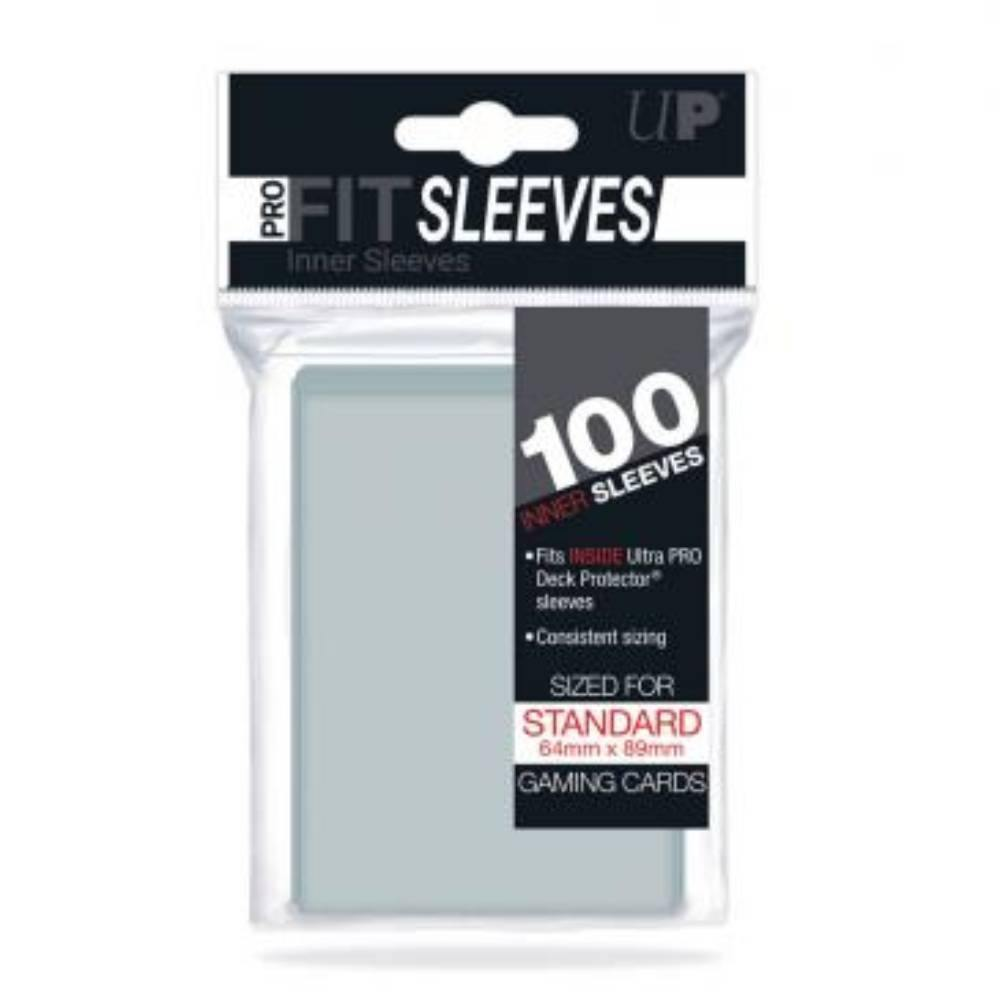 Ultra Pro Pro-Fit Perfect Fit Standard Size Sleeves (100)