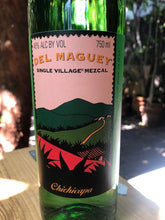 Load image into Gallery viewer, Chichicapa Mezcal Del Maguey 42% 750Ml