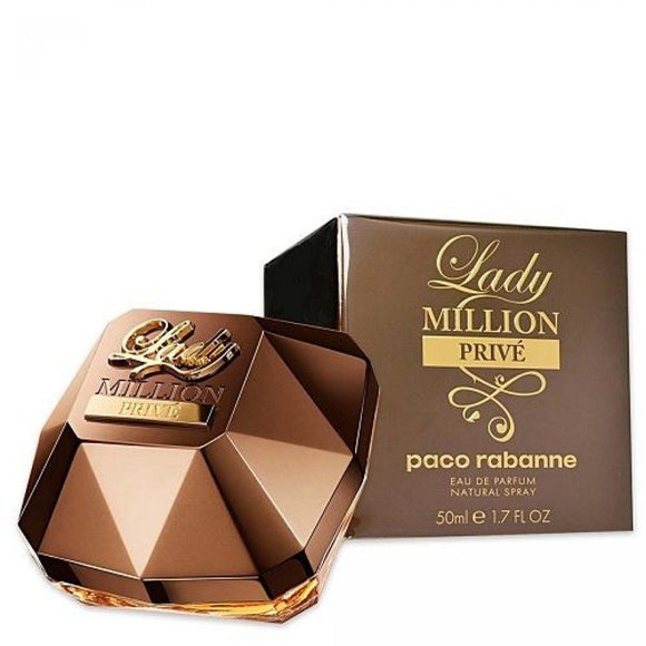 Lady Million Prive Eau De Parfum For Women by Paco Rabanne
