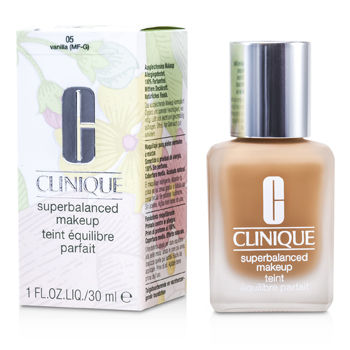 Clinique Face Care Superbalanced MakeUp - No. 05 Vanilla For Women by Clinique
