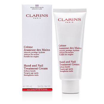 Clarins Body Care Hand & Nail Treatment Cream For Women by Clarins