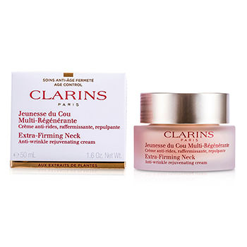 Clarins Body Care Extra-Firming Neck Anti-Wrinkle Rejuvenating Cream For Women by Clarins
