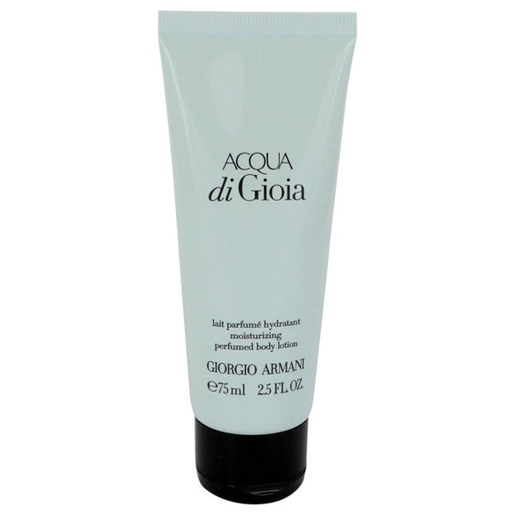 Acqua Di Gioia 2.50 oz Body Lotion For Women by Giorgio Armani