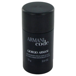 Armani Code 2.60 oz Deodorant Stick For Men by Giorgio Armani