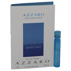 Azzaro Solarissimo Marettimo 0.04 oz Vial (Sample) For Men by Azzaro