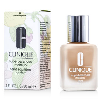 Clinique Face Care Superbalanced MakeUp - No. 27 Alabaster For Women by Clinique