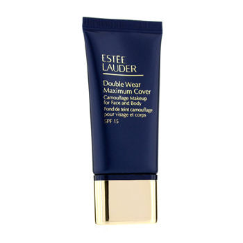 Estee Lauder Face Care Double Wear Maximum Cover Camouflage Make Up (Face & Body) SPF15 - #12 Rattan (2W2) For Women by Estee Lauder