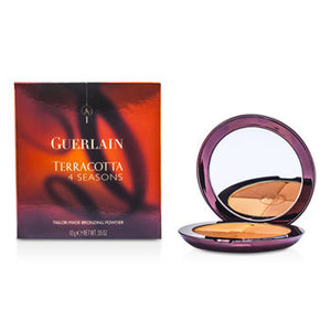 Guerlain Face Care Terracotta 4 Seasons Tailor Made Bronzing Powder - # 05 Moyen - Brunettes For Women by Guerlain