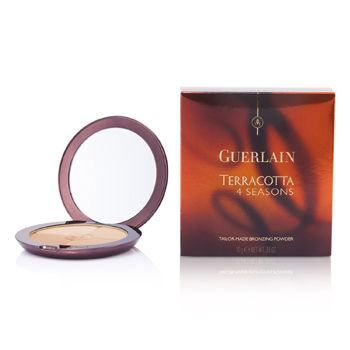 Guerlain Face Care Terracotta 4 Seasons Tailor Made Bronzing Powder - # 03 Naturel - Brunettes For Women by Guerlain