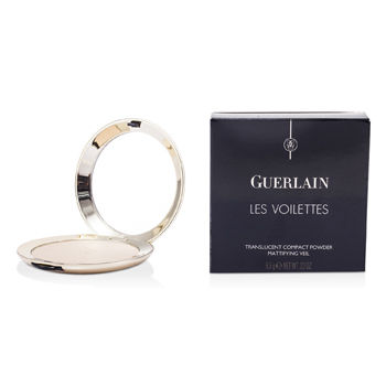 Guerlain Face Care Les Voilettes Translucent Compact Powder - # 3 Medium For Women by Guerlain
