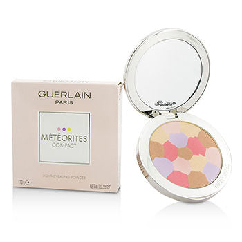 Guerlain Face Care Meteorites Compact Light Revealing Powder - # 4 Dore/Golden For Women by Guerlain