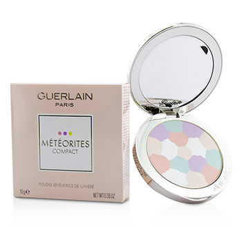 Guerlain Face Care Meteorites Compact Light Revealing Powder - # 2 Clair/Light For Women by Guerlain