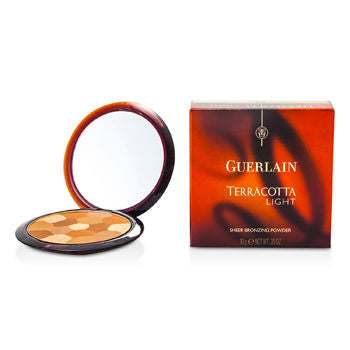 Guerlain Face Care Terracotta Light Sheer Bronzing Powder - No. 03 Brunettes  (New Packaging) For Women by Guerlain