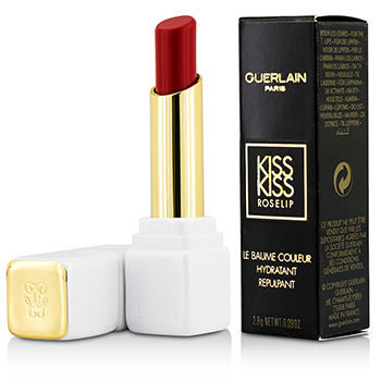 Guerlain Lip Care KissKiss Roselip Hydrating & Plumping Tinted Lip Balm - #R329 Crazy Bouquet For Women by Guerlain