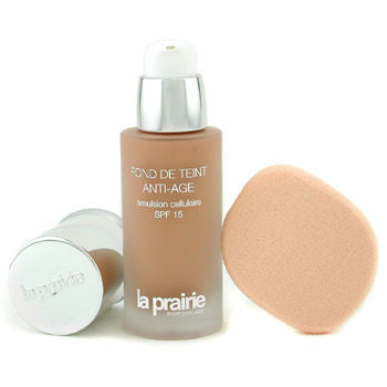 La Prairie Face Care Anti Aging Foundation SPF15 - #600 For Women by La Prairie