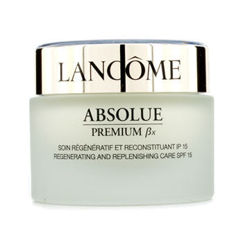 Lancome Day Care Absolue Premium BX Regenerating And Replenishing Care SPF 15 For Women by Lancome