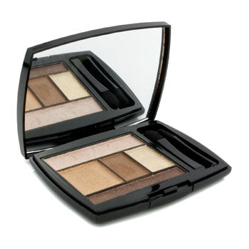 Lancome Eye Care Color Design 5 Shadow & Liner Palette - # 101 Bronze Amour (US Version) For Women by Lancome