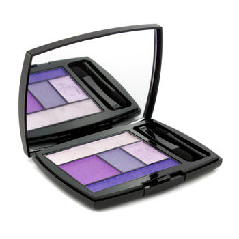 Lancome Eye Care Color Design 5 Shadow & Liner Palette - # 300 Amethyst Glam (US Version) For Women by Lancome